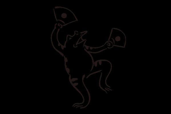 宴会 – ダ鳥獣戯画