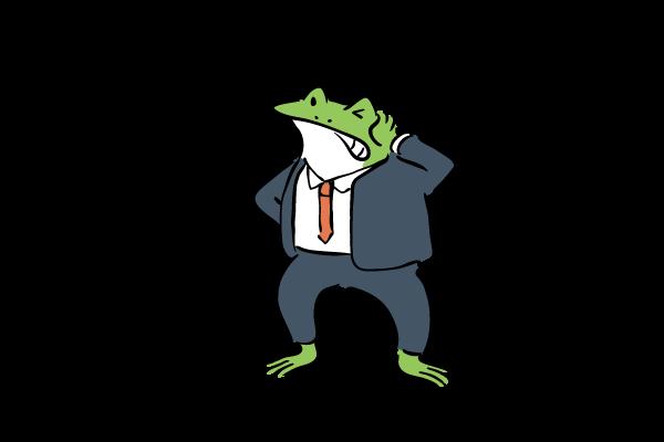 むかつく – ダ鳥獣戯画