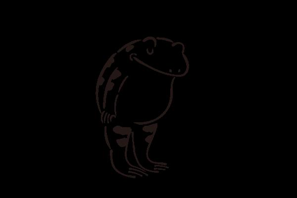お辞儀 – ダ鳥獣戯画